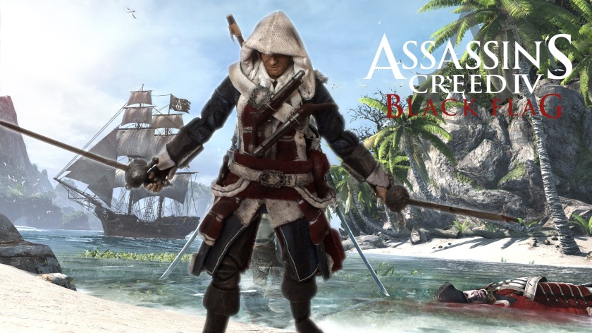 Assassin S Creed Iv Black Flag Edward Kenway Governor S Outfit Mwb